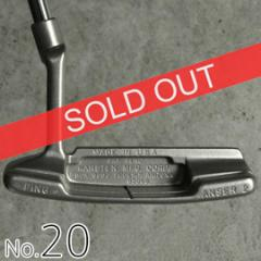 PING Classic Anser2 Tour Weight(PAT.PEND) (No.20)