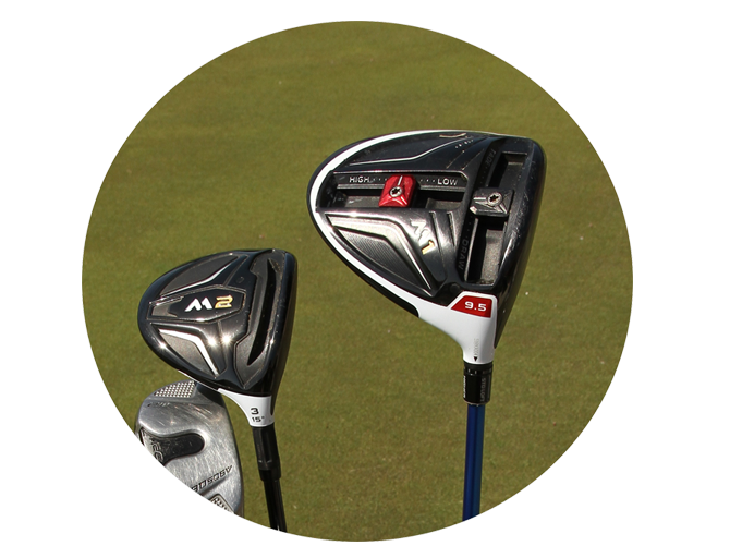 TaylorMade M1 460 / M2